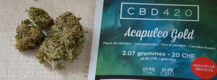 acapulco gold avis